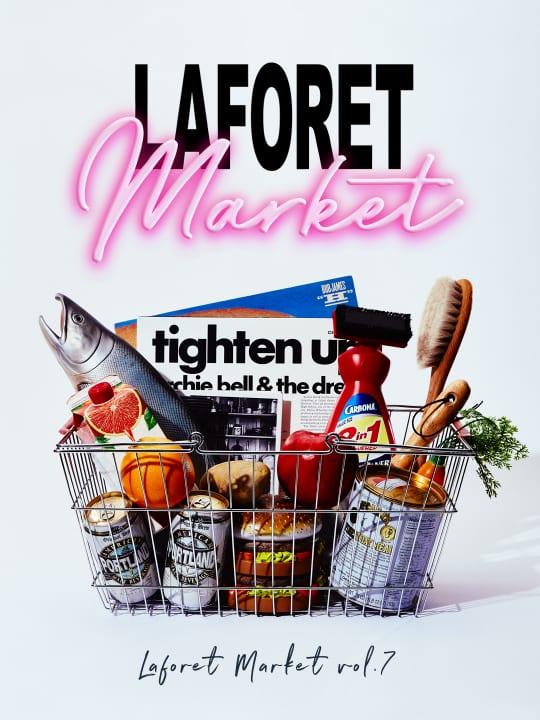 「ラフォーレ原宿」と「場と間(BAtoMA)」のコラボによる 『Laforet Market』の第7弾が開催