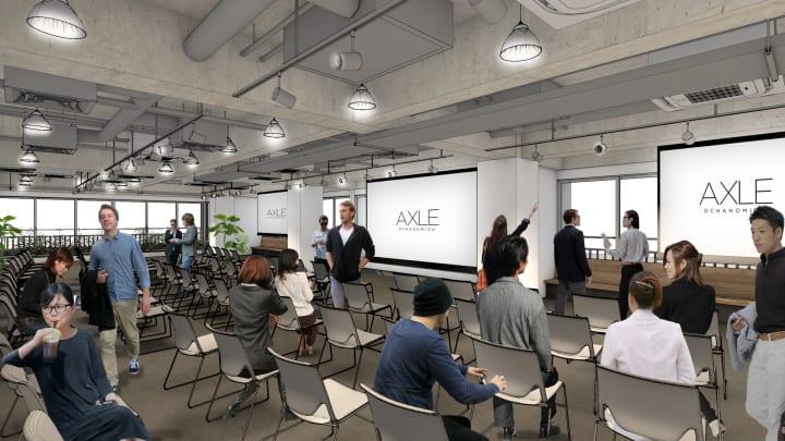 トヨタグループとベンチャー企業の「出会い」と「交流」を生む 新しいオフィス 「AXLE御茶ノ水」が2020年4…