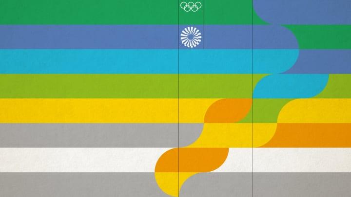 オトル・アイヒャーによるミュンヘン・オリンピックの 「Design Manual of Munich '72」復刻版が登場