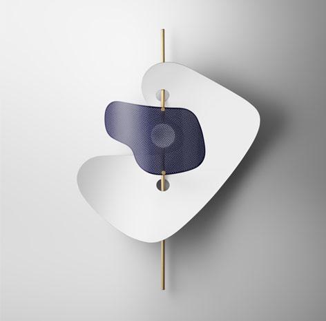 デザインユニット Doshi Levienの新作コレクション 照明を彫刻として探求する試み「EARTH TO SKY」