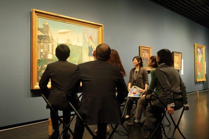 東京国立近代美術館 × 山口周のビジネスパーソン向け プログラム「Dialogue in the Museum」が開催