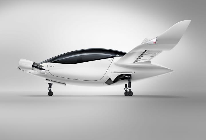 ミュンヘンのスタートアップ「Lilium」 5人乗り航空タクシーのプロトタイプを発表