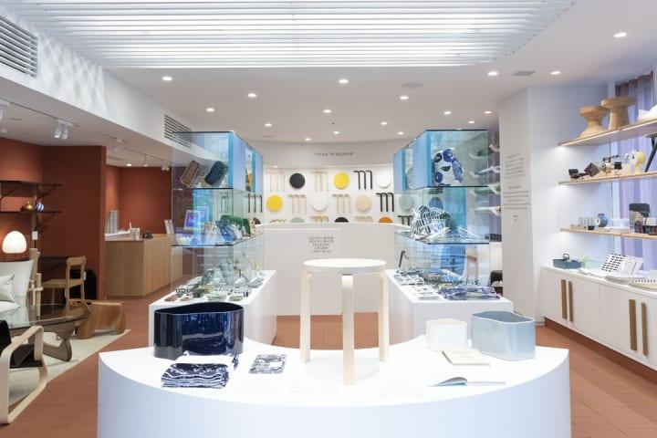 アルテック日本初の直営店Artek Tokyo Store、表参道にオープン。