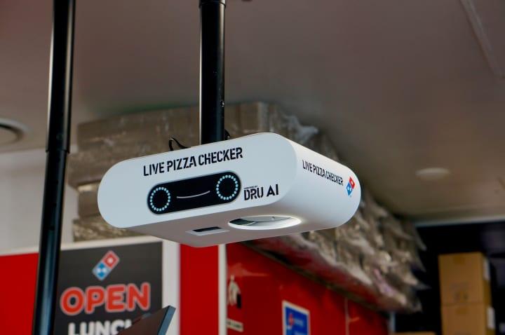 オーストラリアのドミノピザが考案 トッピングの配置を判断する「DOM PIZZA CHECKER」