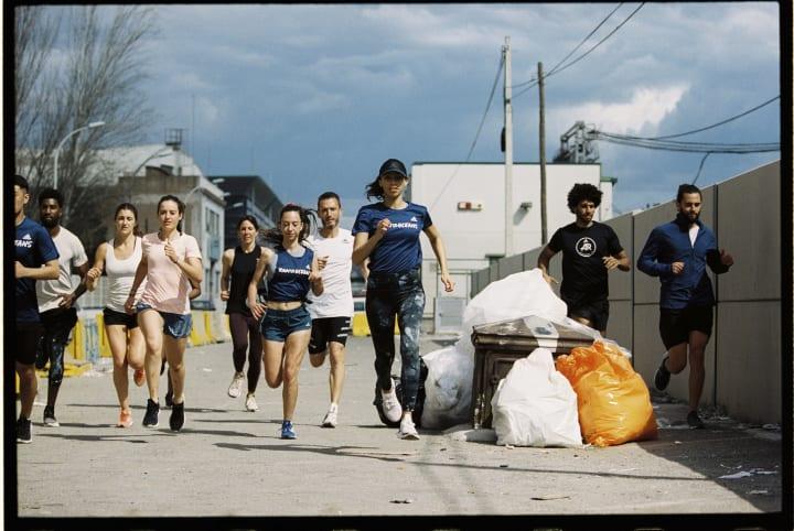 アディダスが「RUN FOR THE OCEANS」を開催 海洋プラスチック汚染に対するムーブメント