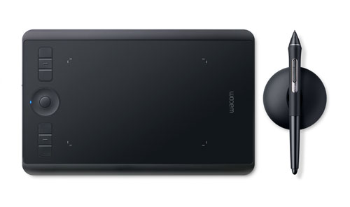 ワコムから新モデル「Wacom Intuos Pro Small」が登場 フォトレタッチや映像編集などに最適のコンパクトサ…
