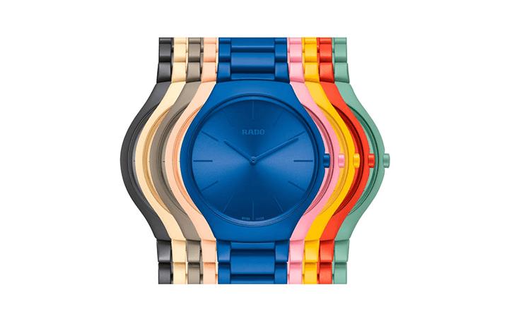 ラドーから最新時計コレクションが発表 「トゥルー シンライン レ・クルール™ ル・コルビュジエ」が登場