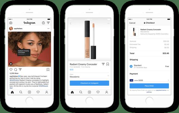 Instagramが「ショッピング機能」を拡充 クリエイターの投稿内でも利用可能に