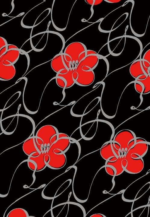アートディレクター 西岡ペンシルの展覧会 「文字と文様 ~「あ」より「あい」~」が開催