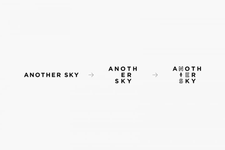 日本テレビのトークバラエティ番組「ANOTHER SKY」 新ロゴデザインを ...