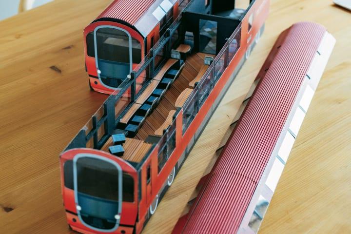 【川西康之の鉄道デザイン】未来の輪郭をスケッチし、 旅の時間をデザインする