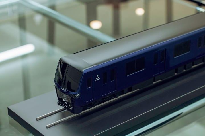 """【鈴木啓太の鉄道デザイン】""""日用品の哲学""""で通勤電車を再構築する"""