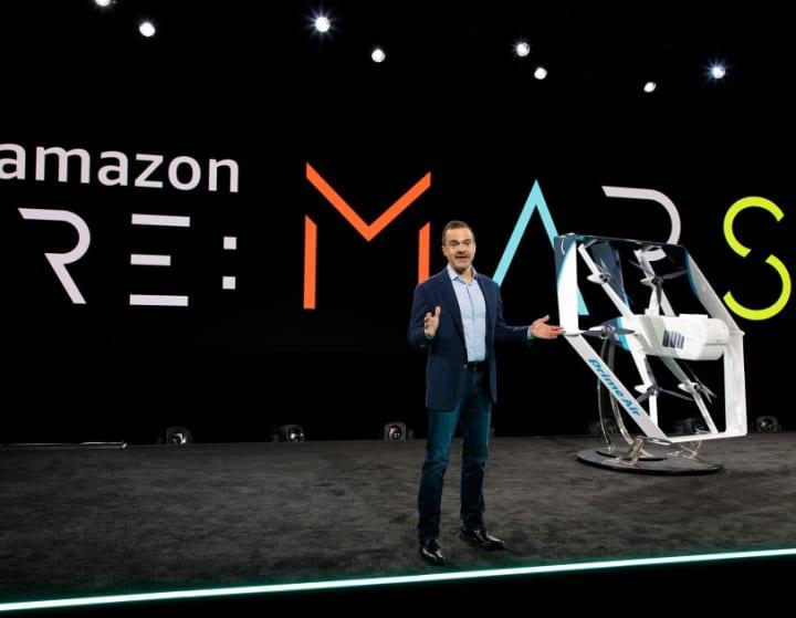 「Amazon Prime Air」の最新配送ドローンが公開 数ヶ月以内には実用化の開始へ