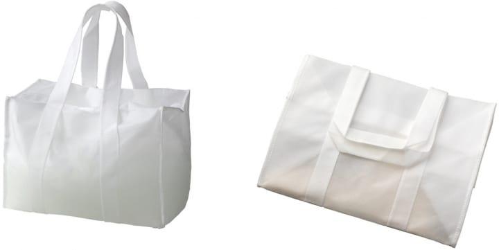 水に浸して約5分で膨らむ取っ手つき土のう袋 「DCMブランド 水で膨らむ土のう袋」新発売