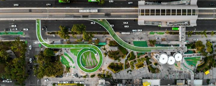 自転車での移動を促進して世界中のコミュニティの変革を目指す 建築デザイン展「Bicycle Architecture Bie…
