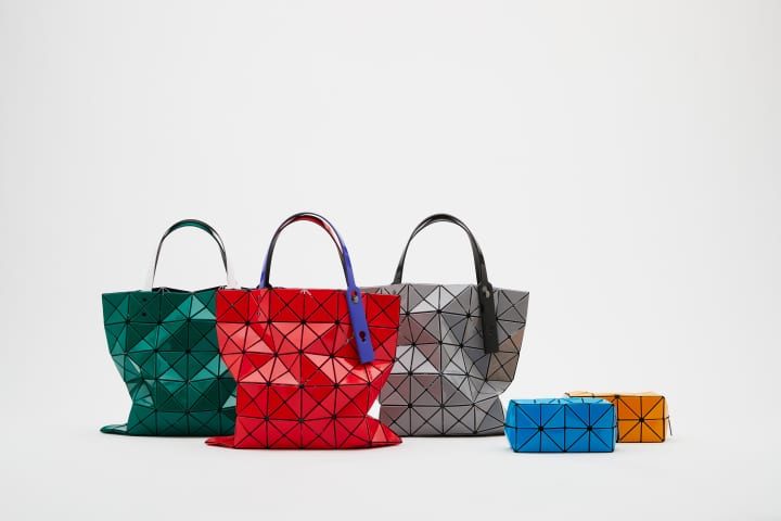 BAO BAO ISSEY MIYAKEの秋冬の新商品3シリーズ MoMA Design Storeの表参道ストアと京都ストアで発売
