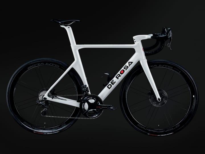 ピニンファリーナが名門ロードバイクメーカー 「デローザ」のためにデザインした新ロゴを発表