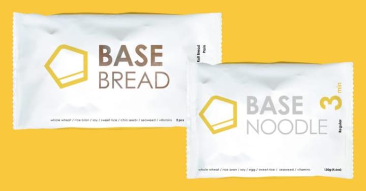 ベースフードから完全栄養の麺「BASE NOODLE」と 常温版「BASE BREAD」が登場