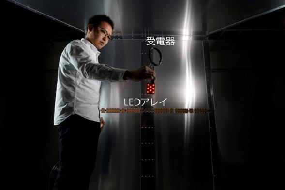 部屋中どこでもワイヤレス充電ができる!? 東京大学・川原圭博教授らが新しい送電器構造を考案
