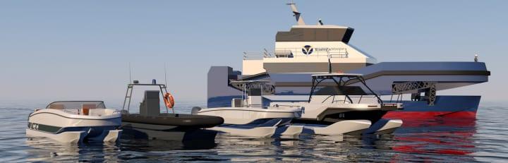 サスペンションを搭載した船舶が登場 「Nauti-Craft」が手がける油圧システムで衝撃を吸収