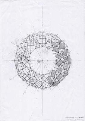 第27回モリサワ文字文化フォーラムが開催 野老朝雄による「 [個と群と律] 組市松紋の仕組み」