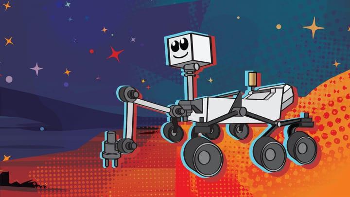 NASAの新しい火星探査用「Mars 2020 ローバー」 子どもだけが参加できるネーミングコンテストを開催