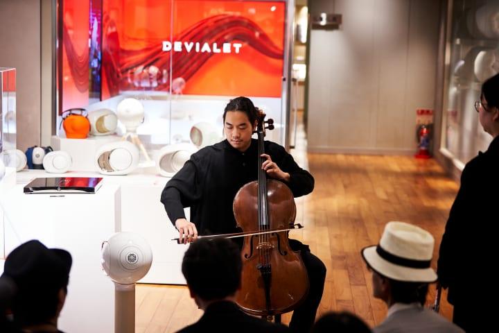 フランスの最高級音響メーカー「デビアレ」 日本初の常設店が伊勢丹新宿店にオープン