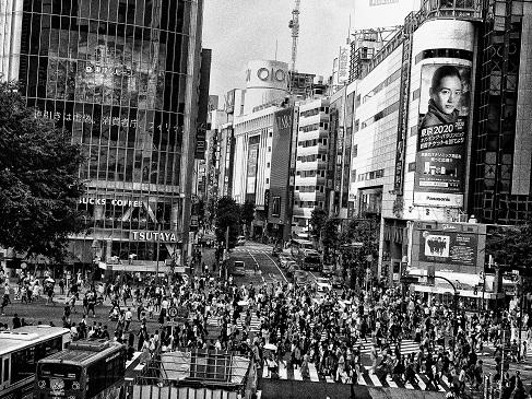 ソニーが渋谷駅地下30mで開催するアートエキシビション 「SHIBUYA / 森山大道 / NEXT GEN」-UNDERGROUND-…