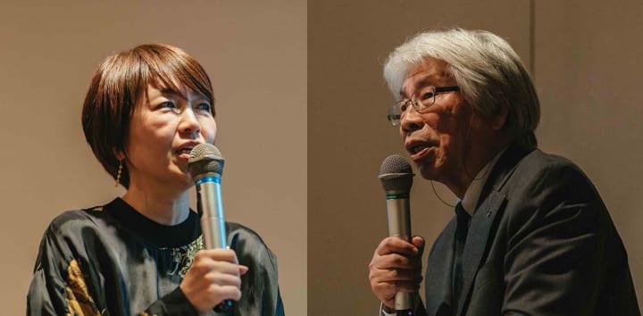 水戸岡鋭治&柴田文江トークセッション「鉄道のデザインと未来」