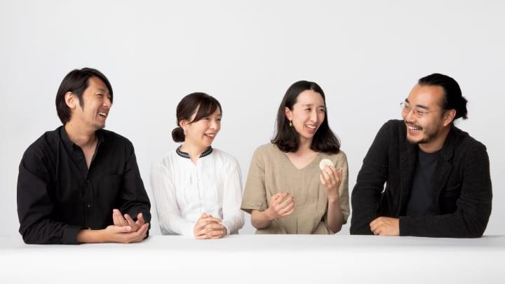 【座談会】田中義久×辰野しずか×佐藤未季×舘鼻則孝「再解釈される日本、 再構築されるデザイン」