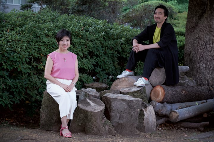 【対談】長谷川祐子×田根 剛 無意識に培われた日本の美意識に向き合う