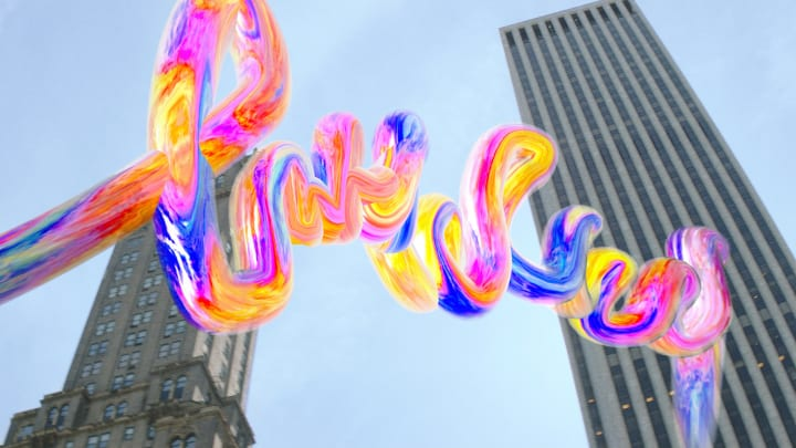 Appleが新たにARアートセッションを開始 世界中のアーティストの作品が楽しめる