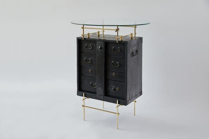 金沢を拠点に日本の骨董品などを用いながら家具を創作 デザイナー 原嶋亮輔の「STILLIFE」シリーズ