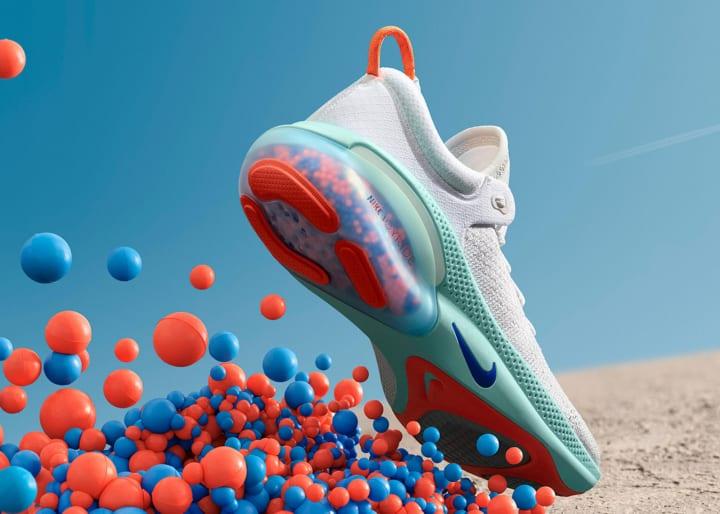 ナイキの新しいクッションシステム「Nike Joyride」が登場 ぎっしり詰まったTPEビーズが衝撃を吸収