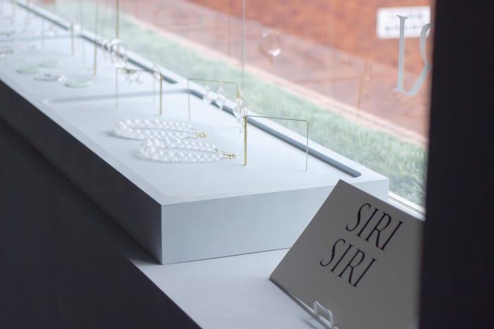 ジュエリーブランド「SIRI SIRI」東京・赤坂に初の路面店をオープン 店舗設計はMMA Inc.の建築家 工藤桃子…