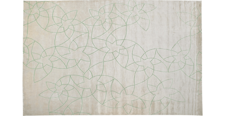 伊東豊雄がデザインした手織カーペット「Golden Section」が登場 Oliva Sartogoによるアートプロジェクト…