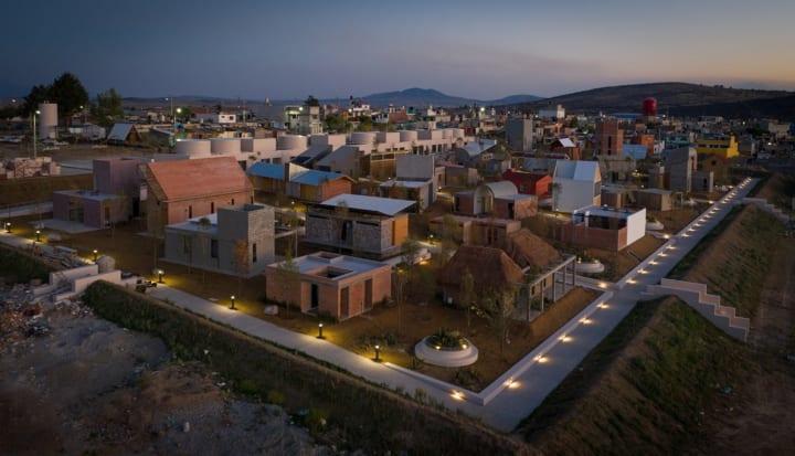 32人の世界的な建築家が参加 メキシコの住宅ラボでのプロジェクト「INFONAVIT」