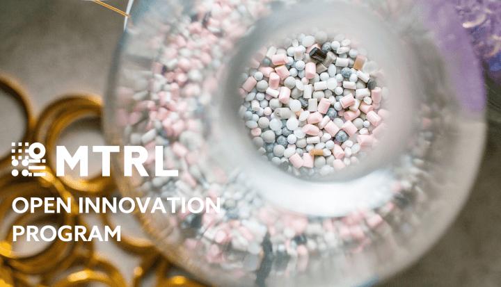 素材メーカーとクリエイターの共創を支援する「MTRL」 「オープンイノベーションプログラム」をスタート