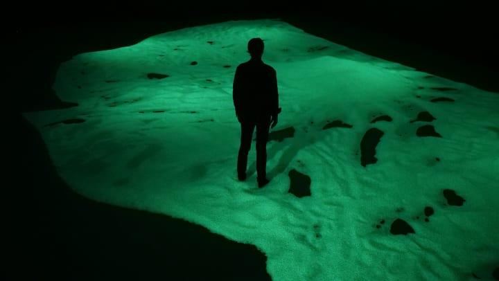 触って、感じて、環境問題を考える。オランダで最も熱いアーティスト、ダーン・ローズガールデの個展「PRE…