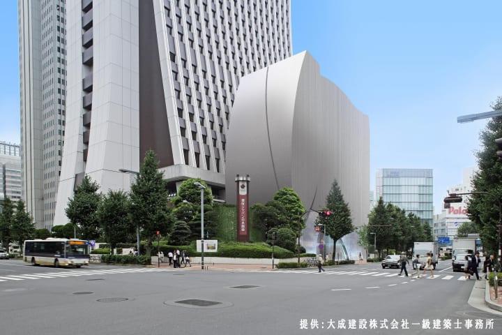 SOMPO美術館が2019年5月にオープン 東郷青児記念損保ジャパン日本興亜美術館をリニューアル