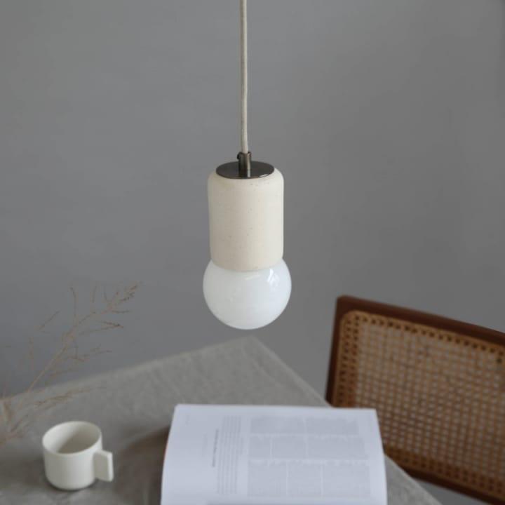 デザインスタジオ Marz Designsによる 天然の素材を用いたシンプルな照明シリーズ「Terra」