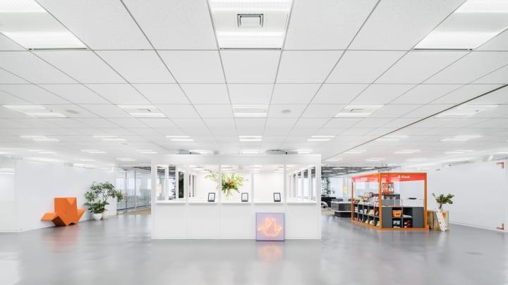 スマホ決済のOrigamiが本社オフィスを拡張 オフィス監修はアーキタイプの荒木信雄が担当