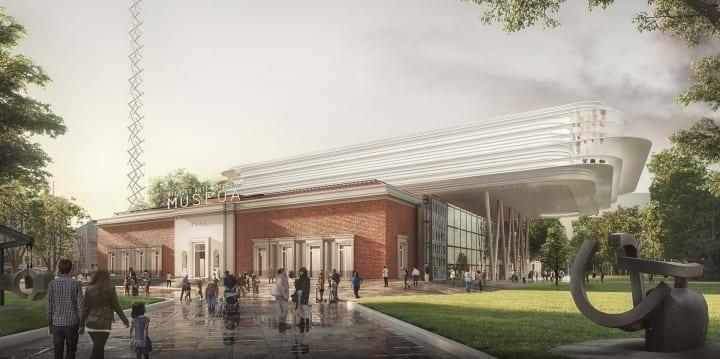 スペイン・ビルバオ美術館の拡張・改修計画 Foster + Partnersの設計案が国際コンペで勝利