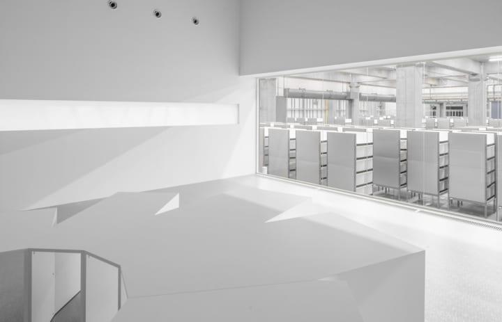 大和ハウスの近未来の物流現場を体験するショールーム Bureau 0–1がデザインした「Intelligent Logistics …