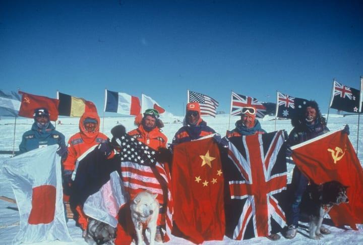 「THINK SOUTH FOR THE NEXT」プロジェクトがスタート 舟津圭三らによる世界初の南極犬ぞり横断を記念