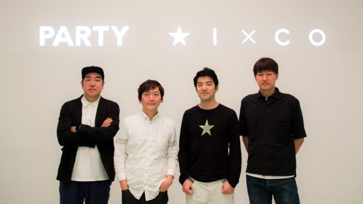 クリエイティブクラウドPARTYとビジネス・インベンション・ファーム「IxCO Tokyo」相互に協力関係を築くパ…