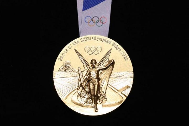 東京2020オリンピックメダルデザインが公開 原石を磨くようなイメージで光や輝きをデザイン