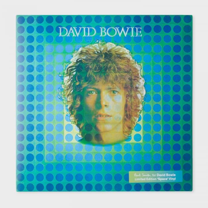 デヴィッド・ボウイのアルバム「Space Oddity」50周年記念 ポール・スミスが限定アナログ盤を3,000枚限定…