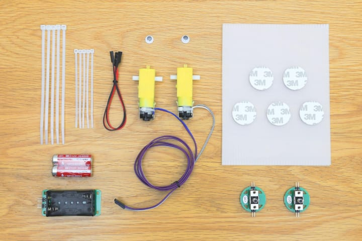 NHKエンタープライズの「小学生ロボコン」予選向け ロボットキットをユカイ工学が開発