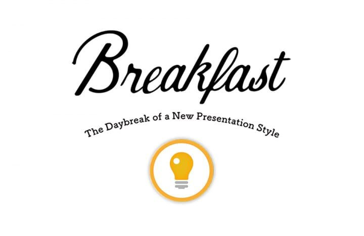 WOWがプレゼンツール「Breakfast」のベータ版を公開 アイデアをすばやく整理して魅力的に発表できる